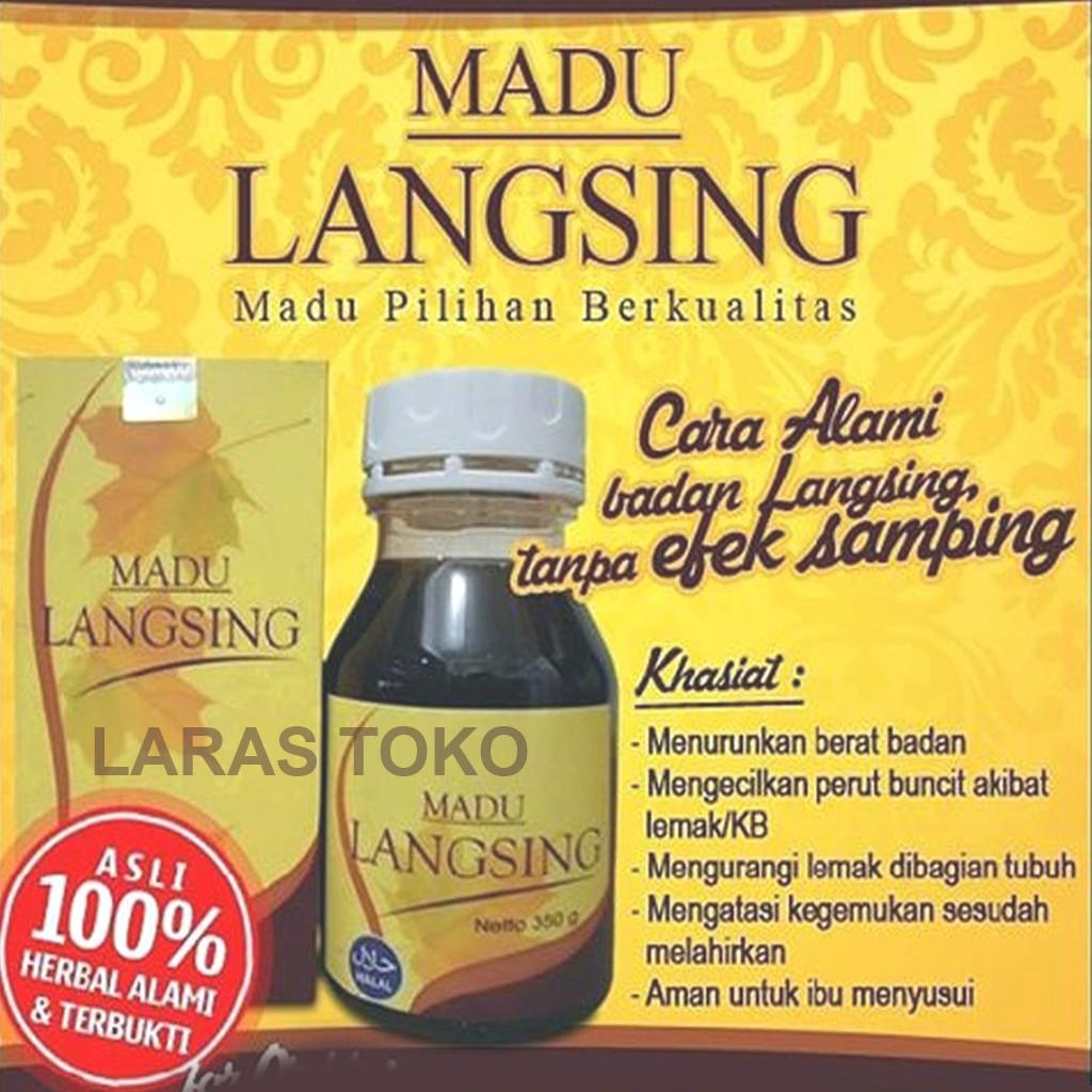 Obat Madu Langsing Alami Jamu Kecil Perut Susut Lemak Kurus Badan Aman Bunsui Ramuan Herbal Asli Shopee Indonesia