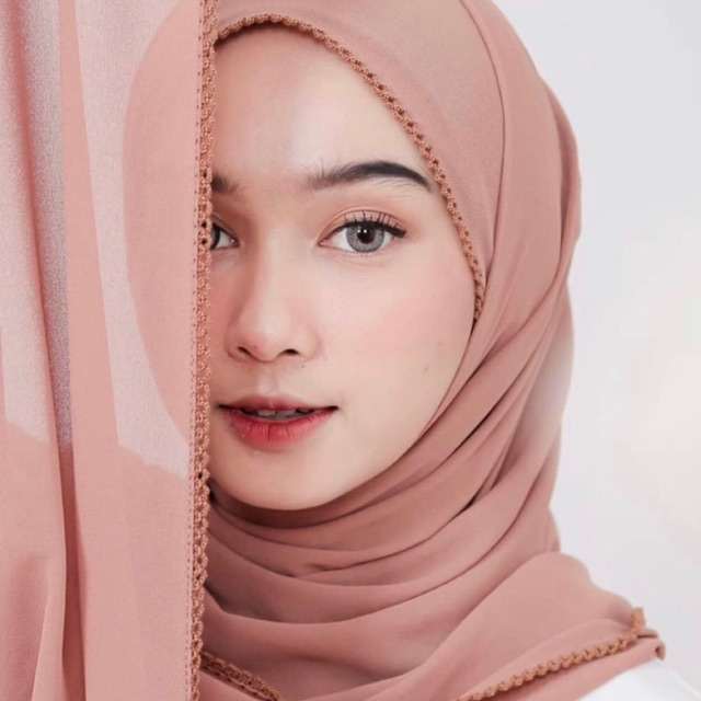 Pasmina Picot Shopee Indonesia