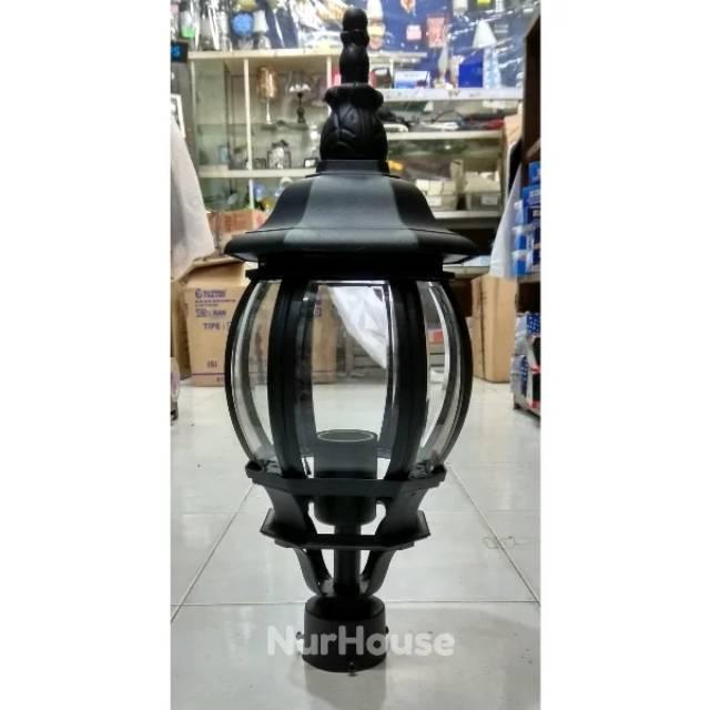 Lampu Taman 1003 5003 Lampu Hias Outdoor Antik Klasik Shopee Indonesia