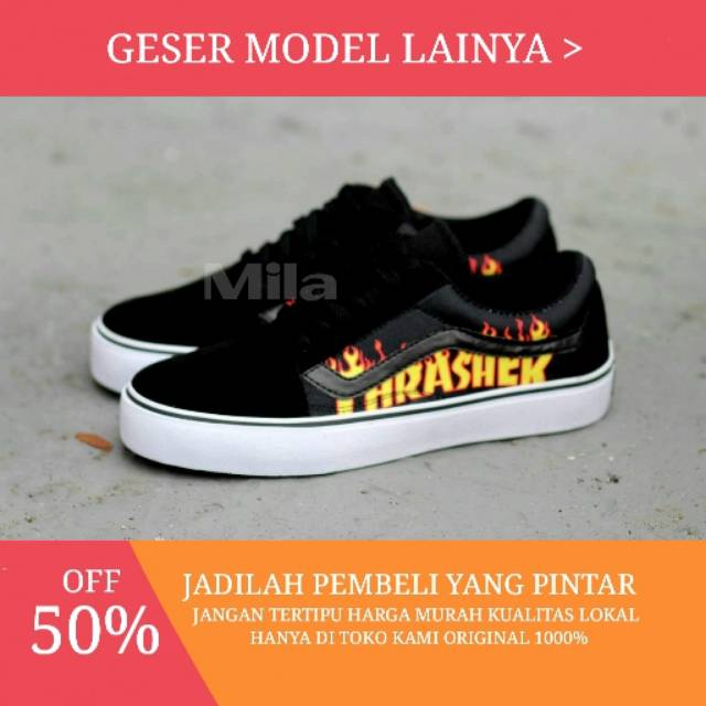Vans oldschool THRASHER wafle DT  be92e9d2f