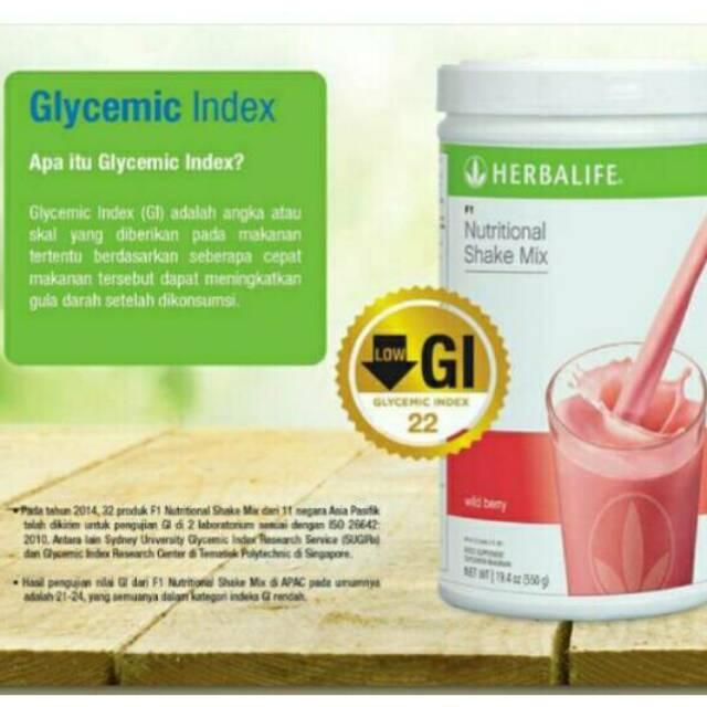 herbalife shake untuk diet