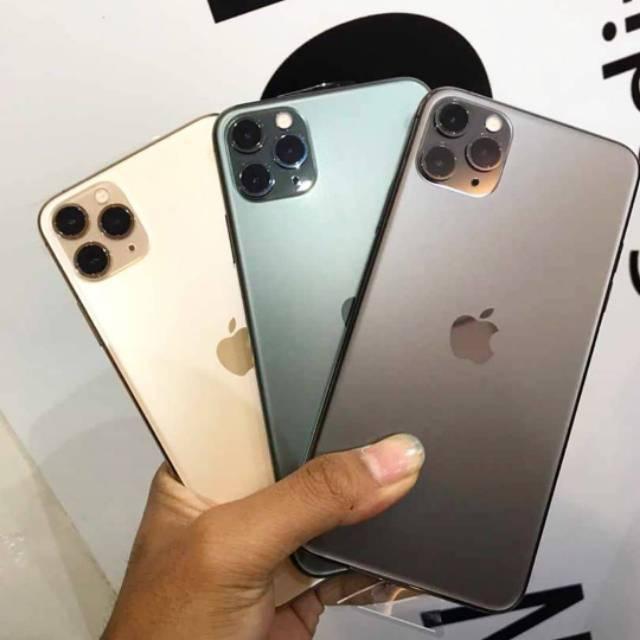 Iphone 11 Pro Max New Grs Resmi Ibox Shopee Indonesia