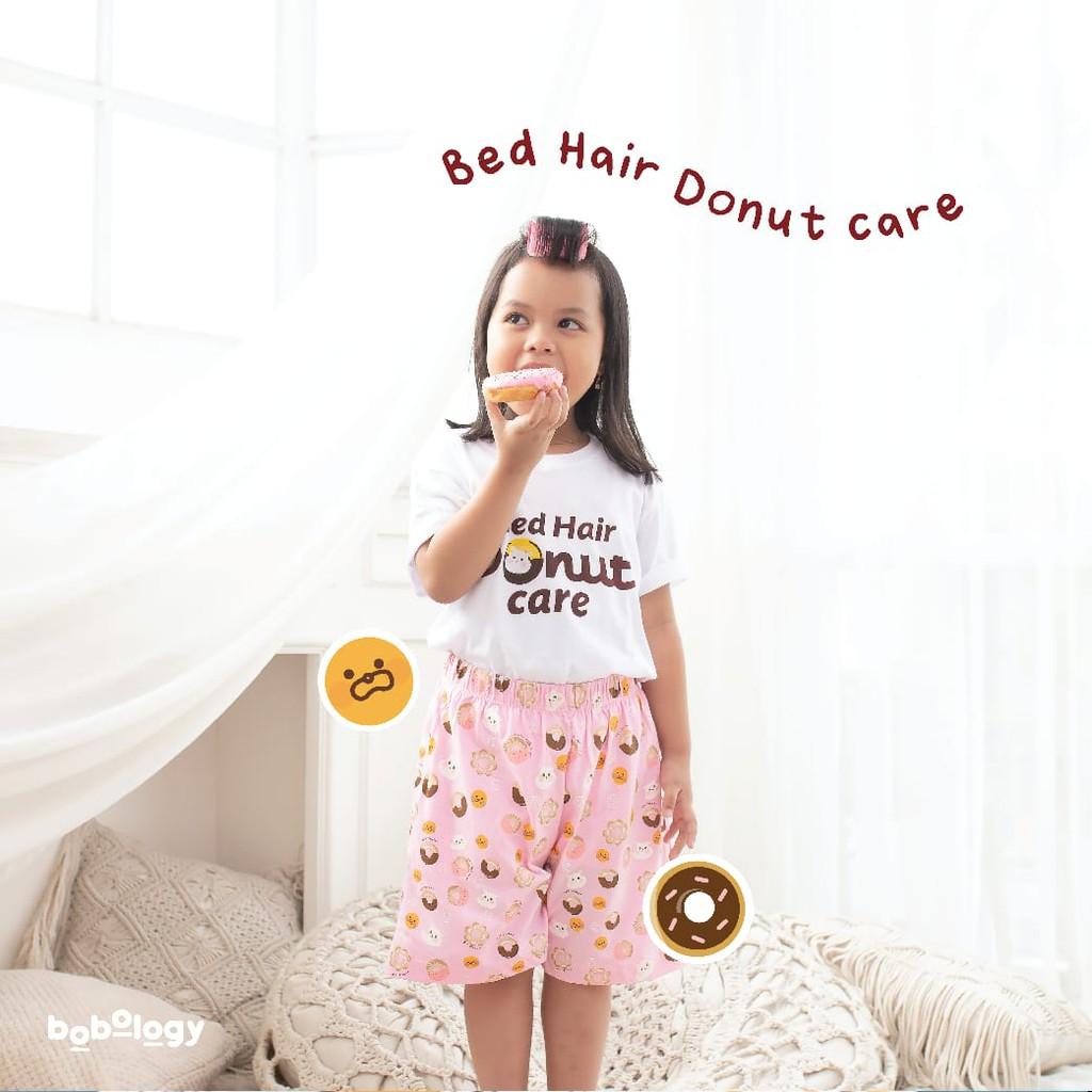 Pyjamas Donut (Pyjamas Only) – BOBOLOGY (Piyama PJ Baju Tidur Baju Rumah Kaos Anak)