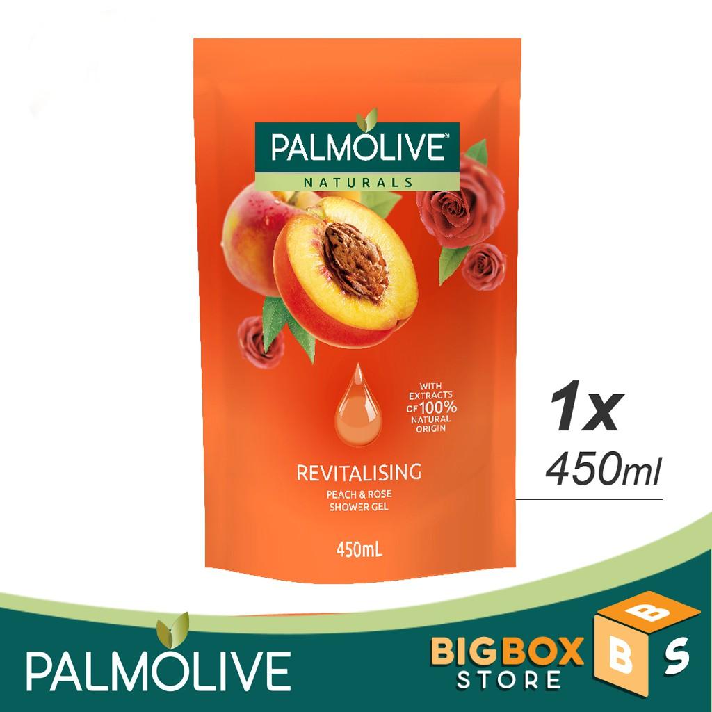 Refill Palmolive Shower Gel 450ml Shopee Indonesia Bathmocktail Hawaiian Sunset 500ml