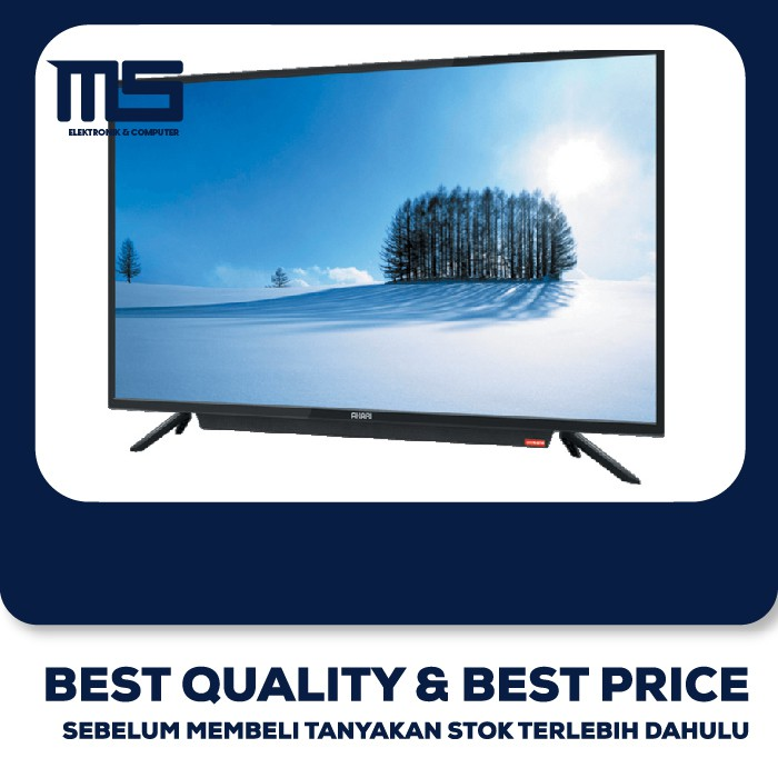 Akari LED TV 42 Inch AT-5442S Smart Android 5442 S