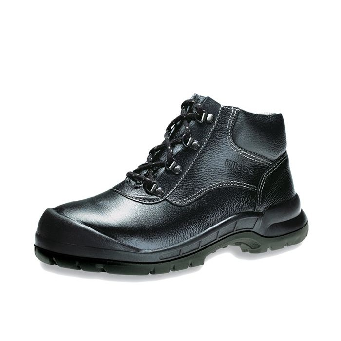 Sepatu Safety King's / Safety Shoes Kings / King 901X- KWD 901 X - Hitam - Asli - Original