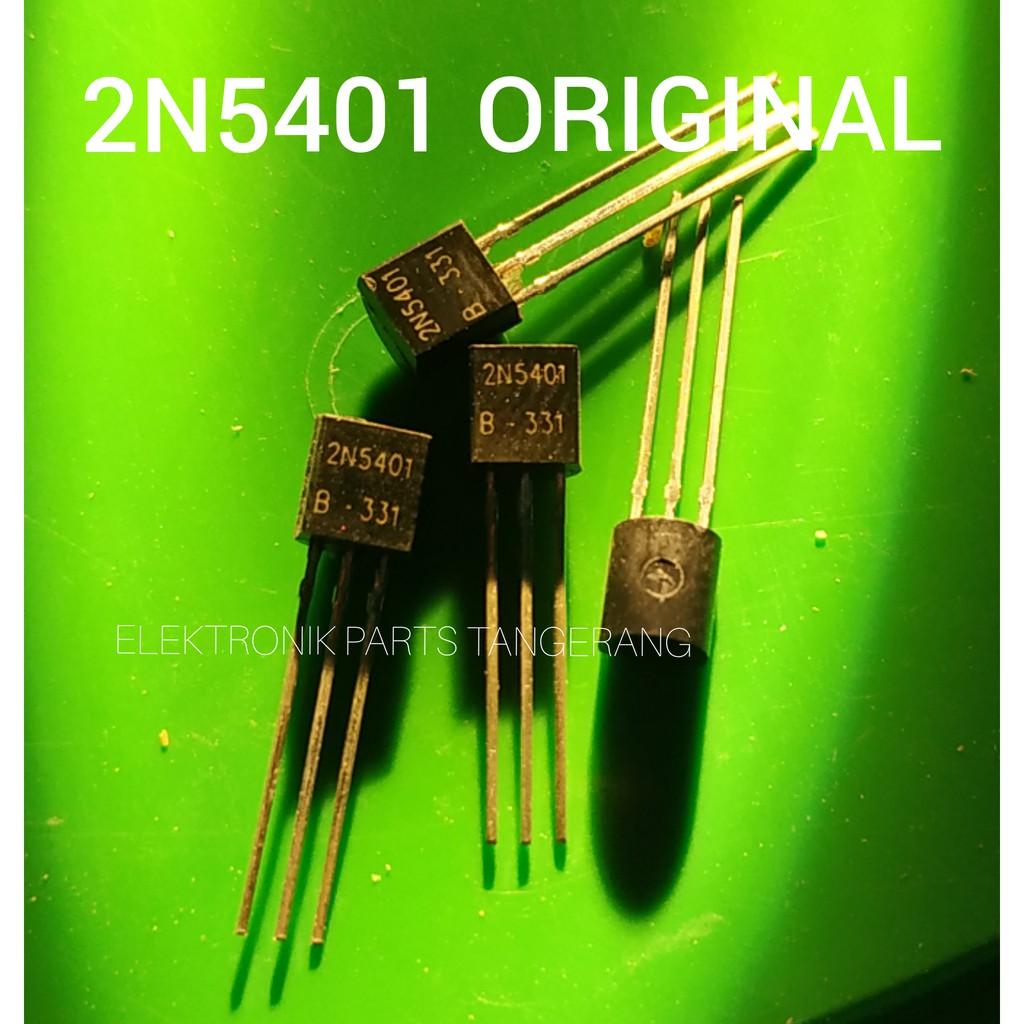 TRANSISTOR 2N5401 2N 5401 TR 2N5401 ORIGINAL