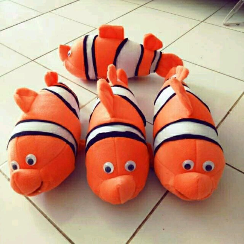Eksklusif Bantal Ikan Nemo Shopee Indonesia Robot Bisa Berenang Seperti Sungguhan