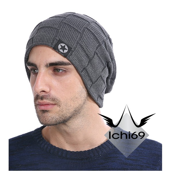 41. Topi Beanie Winter Hat Kupluk Casual Fashion Import 02  283c6cd646