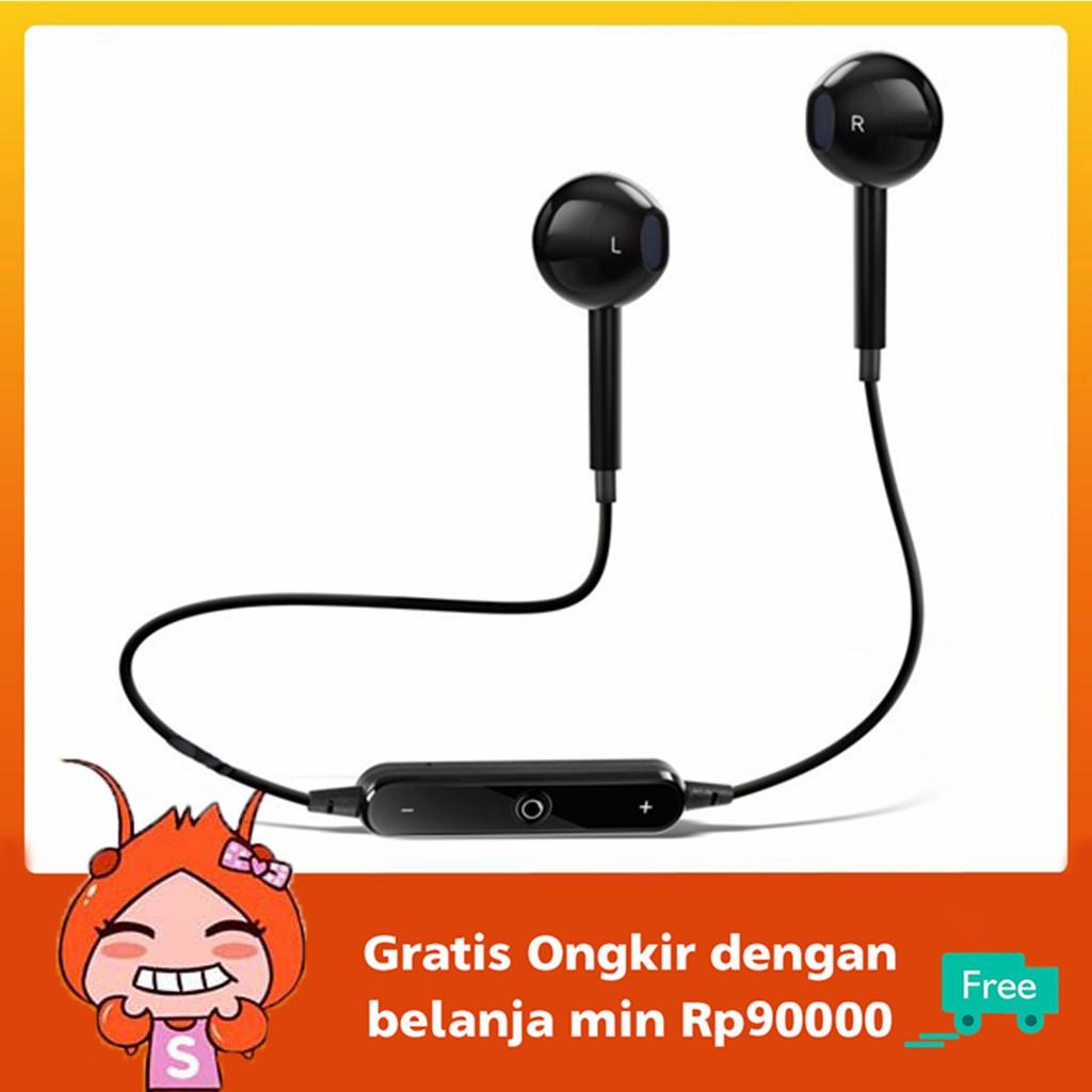 Headset Bluetooth Handsfree Shopee Indonesia Vivan Resong W3 Warna Putih Hf Earpod