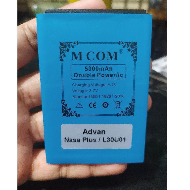 [ART. 8997] Baterai Advan Nasa L24U03 / Nasa Plus L30U01 Mcom