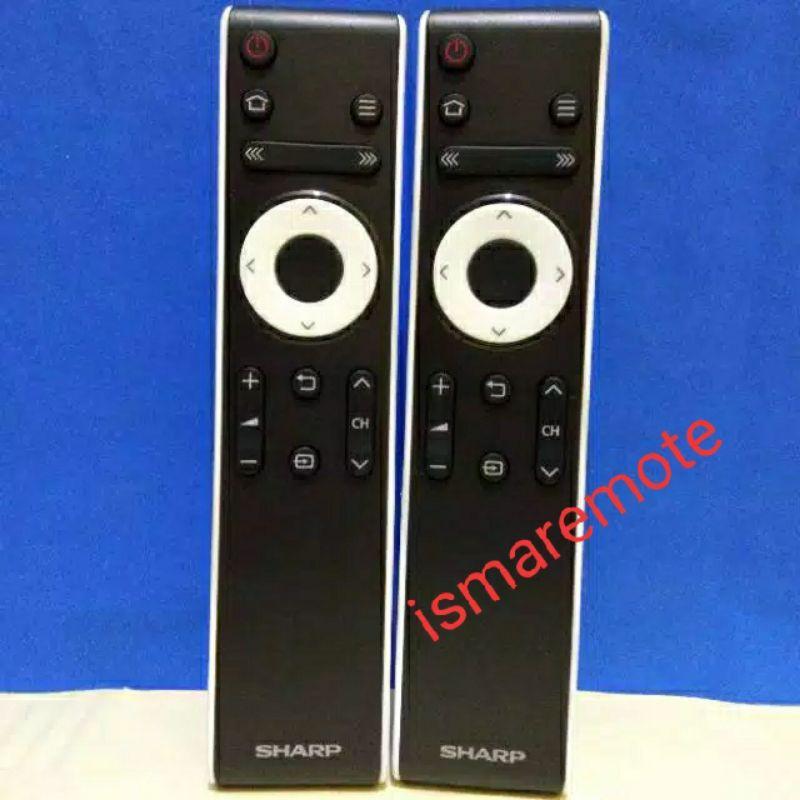 REMOTE REMOT TV SHARP AQUOS SMART TV ANDROID
