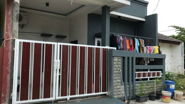 Pagar Besi Lisplang Grc Shopee Indonesia
