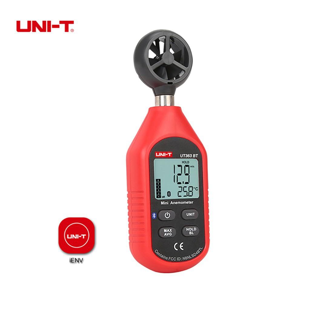 Gm8902 Anemometer Usb Pengukur Kecepatan Angin Shopee Indonesia Lutron Lm 8010