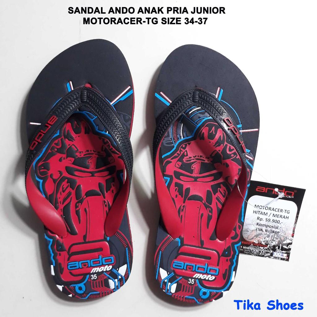 Junior Sandal Ando Motoracer Gporiginal Anak Pria FclK1J