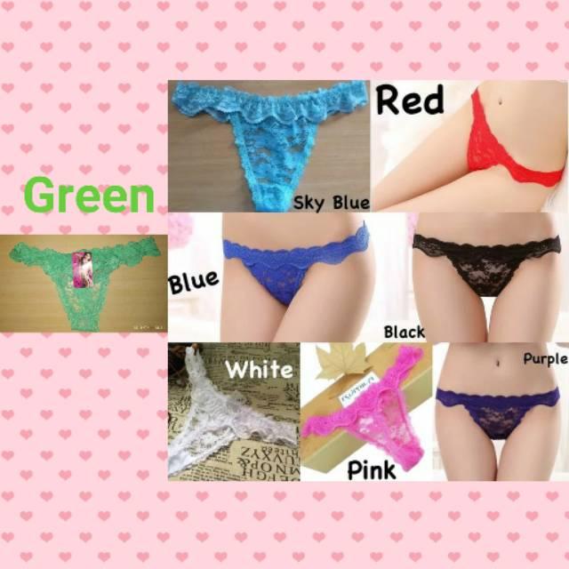 g string set - Temukan Harga dan Penawaran Pakaian Dalam Online Terbaik - Pakaian  Wanita November 2018  01dc9879ef
