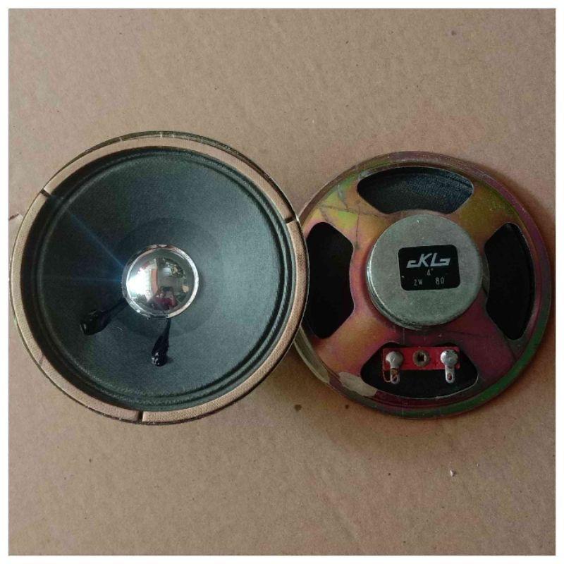 Speaker 4 inch 2 watt 8 ohm