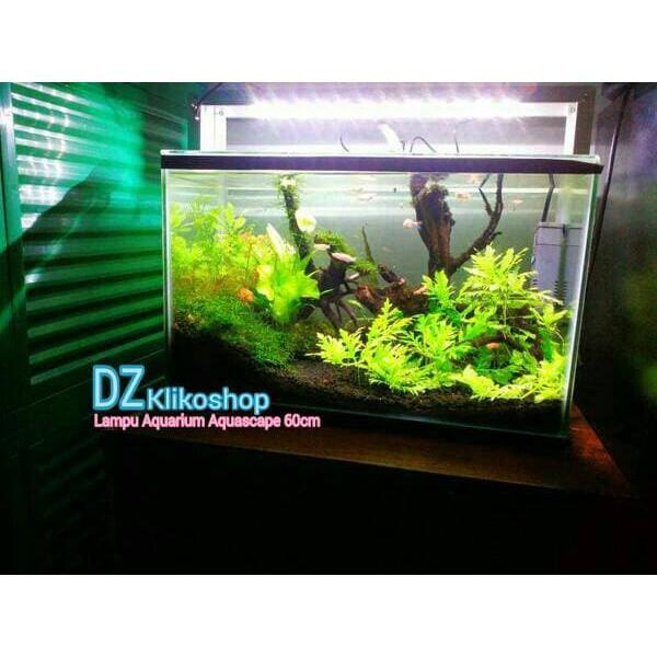 Termurah Di Shopee Lampu Aquascape Lampu Aquarium 60cm Shopee Indonesia