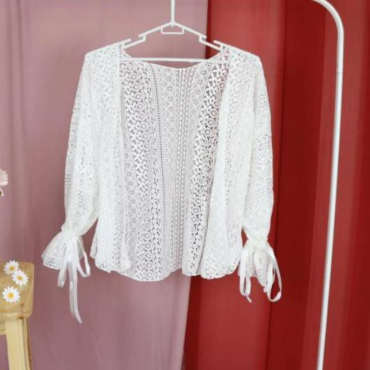 Aghnia Lace Outer Bohemian Import