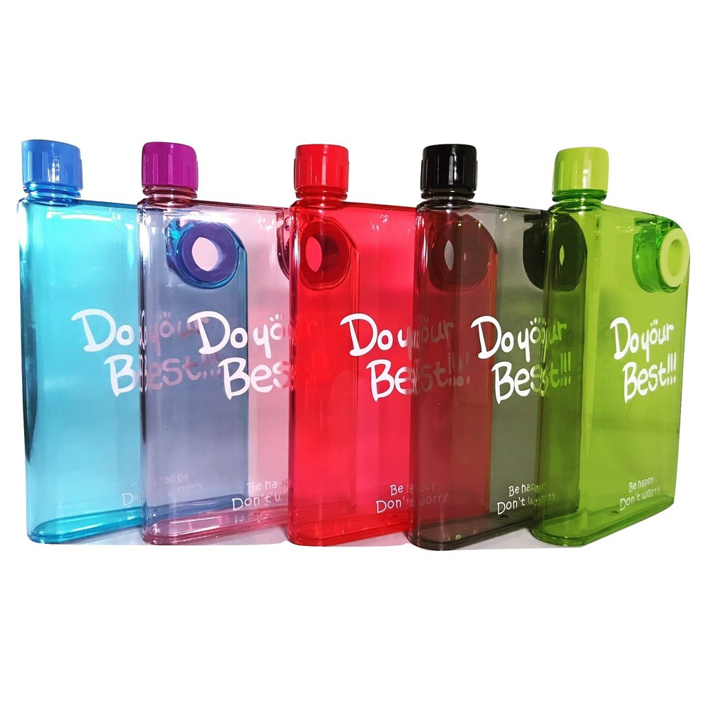 Up To 66 Discount From Brand Memo A5 Bottle Do Your Best Slim 380 Ml Botol Air Minum Flat