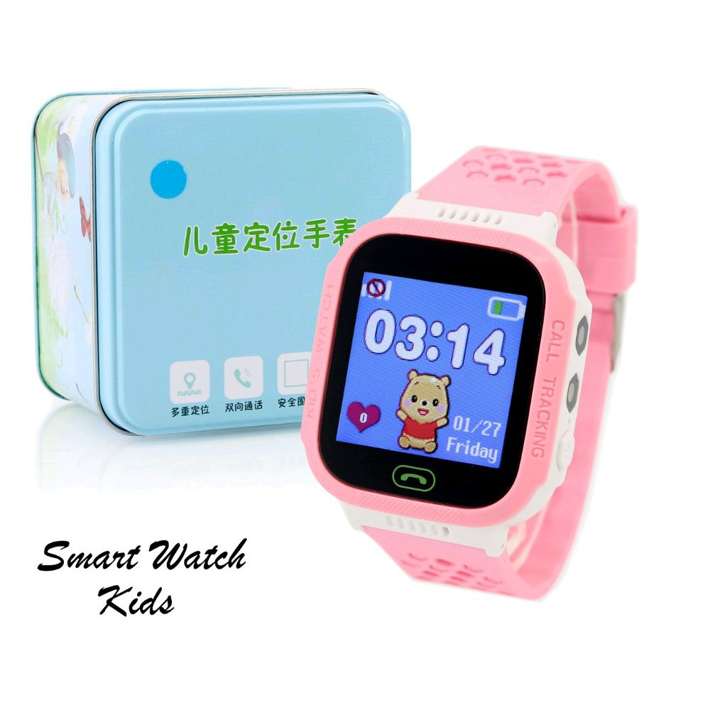 Baru Jam Tangan Kids Smart Watch Hp Anak Shopee Indonesia