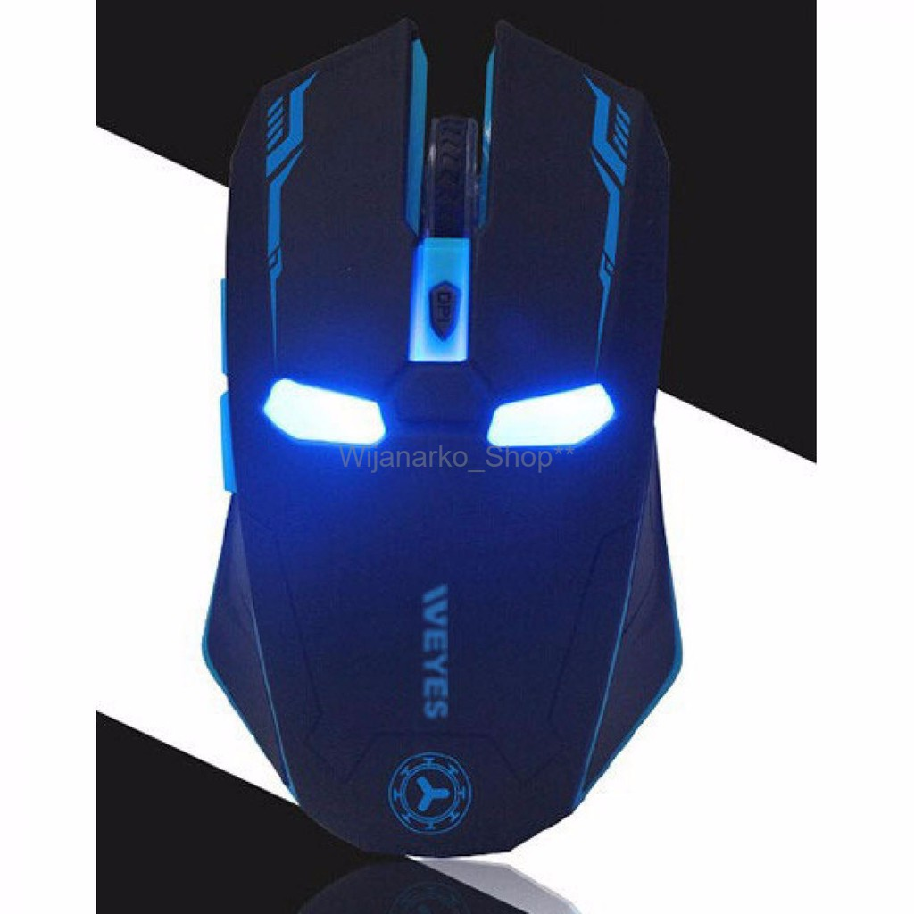 Foto Mouse Iron MAn