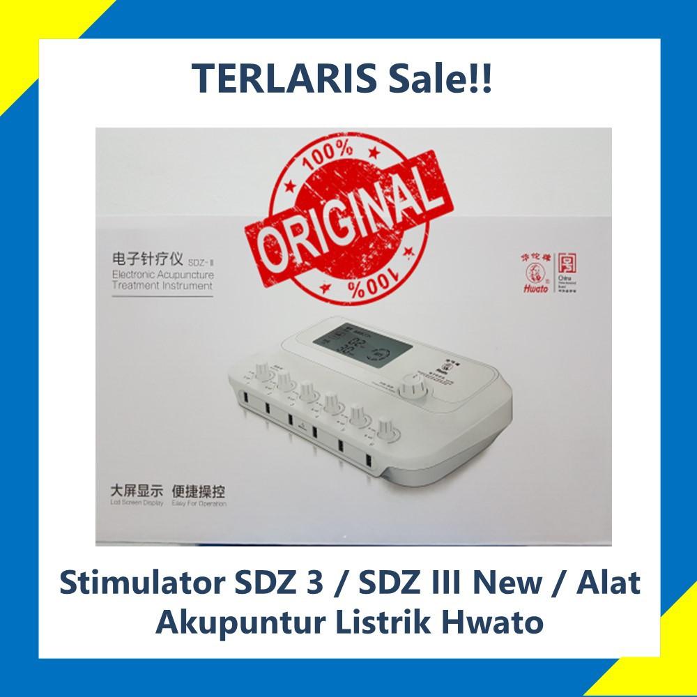 Ypg Best Item Stimulator Sdz 3 Iii New Alat Akupuntur Digiwell Pijat Elektrik Seperti Reiki Michiko Listrik Hwato Shopee Indonesia