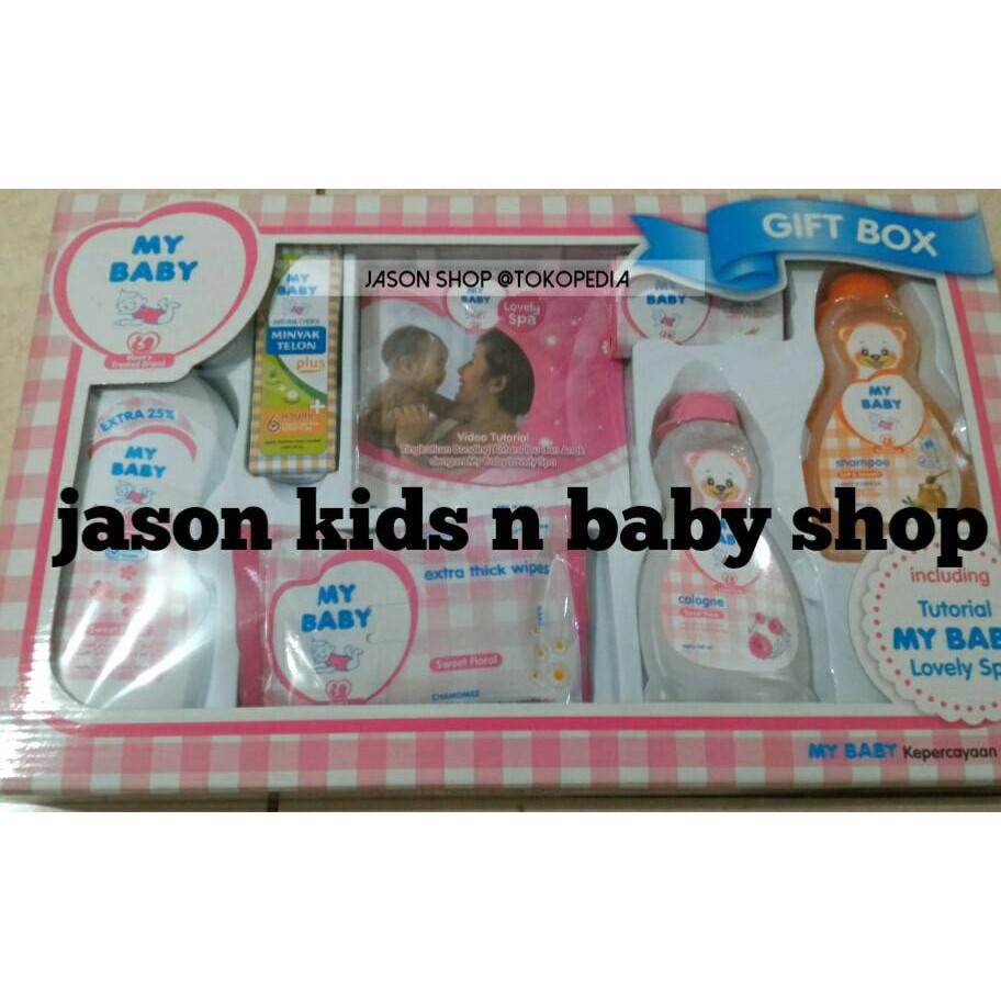Diskon Baby Gift Set Kado Lahiran Anak Paket Perlengkapan Bayi Baru Lahir Gb011 Shopee Indonesia
