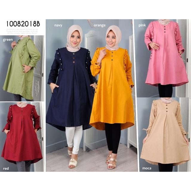 Belanja Online Atasan Muslim Wanita - Fashion Muslim  cff1866b0f
