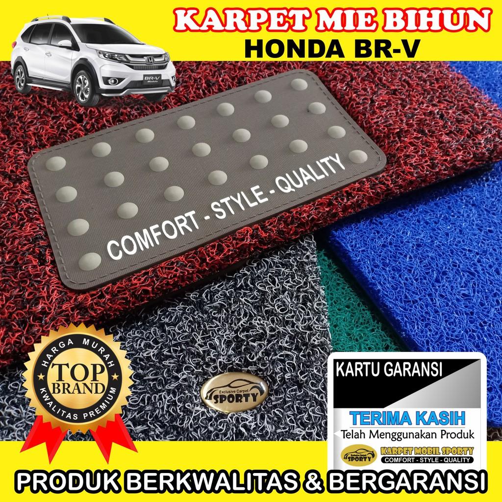 Karpet Rubber Stepfloor Step Floor Honda All New Vario 125 150 Esp Led 2018 Hitam Silver Ori Ahm | Shopee Indonesia