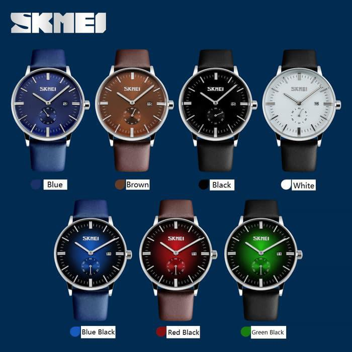 SKMEI Fashion Watch 9083 Original Water Resistant 30M - Blue