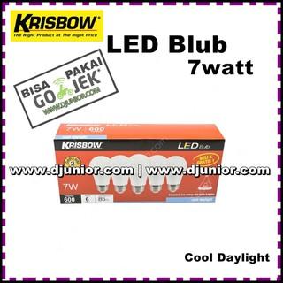 Krisbow Lampu Bohlam Led 7w Led Bulb 7 W 7 Watt 7watt By Ace Shopee Indonesia