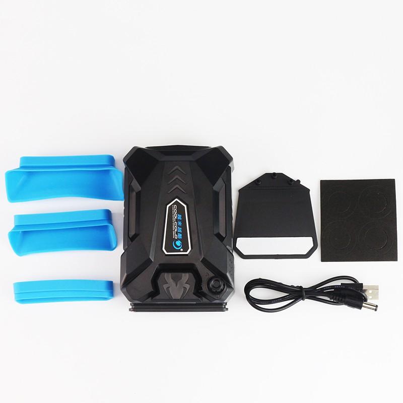 Laptop Cooler / Pendingin Laptop - Coolcold Universal Laptop vacuum cooler-3