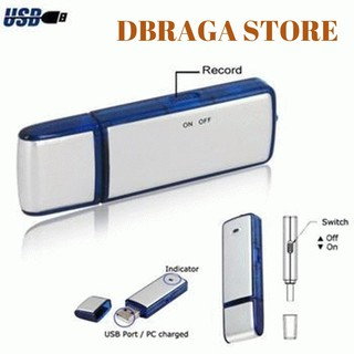 Alat Sadap Berupa USB (FLASHDISK) - Perekam Suara
