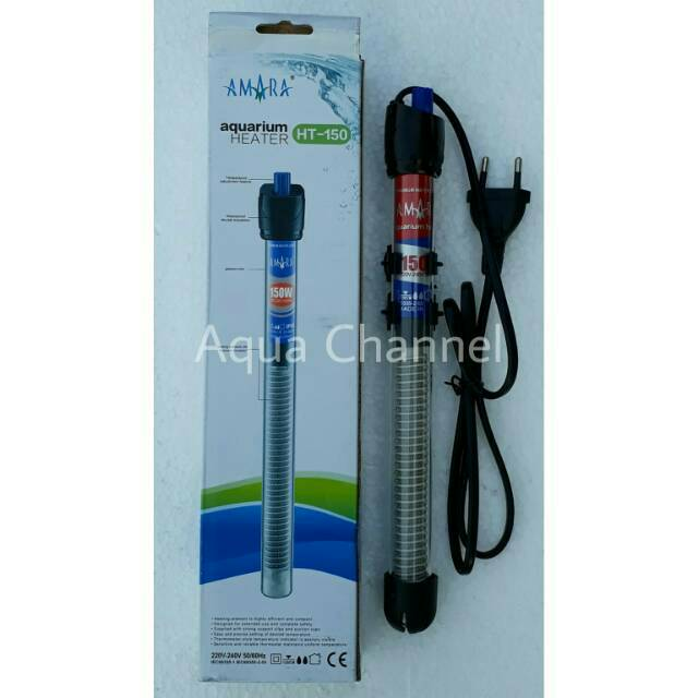 Heater Aquarium Amara 150 Watt Shopee Indonesia