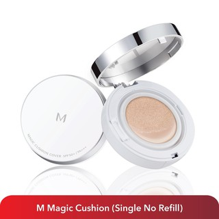 [BPOM] MISSHA M Magic Cushion Cover SPF50+ PA+++ (Tanpa Refill) Original Korea thumbnail