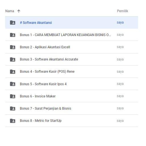 Software Akuntansi Accurate 5 Excel Program Kasir Ipos 4 Rene Pos Aplikasi Toko Minimarket Inventory Shopee Indonesia