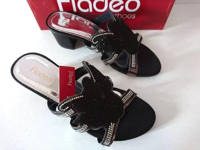 Pencari Harga Sandal High Heels Fladeo size 36 37 38 40 belanja ... 55f5abfaeb