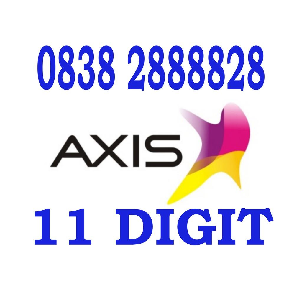 Axis 11 Digit Cantik