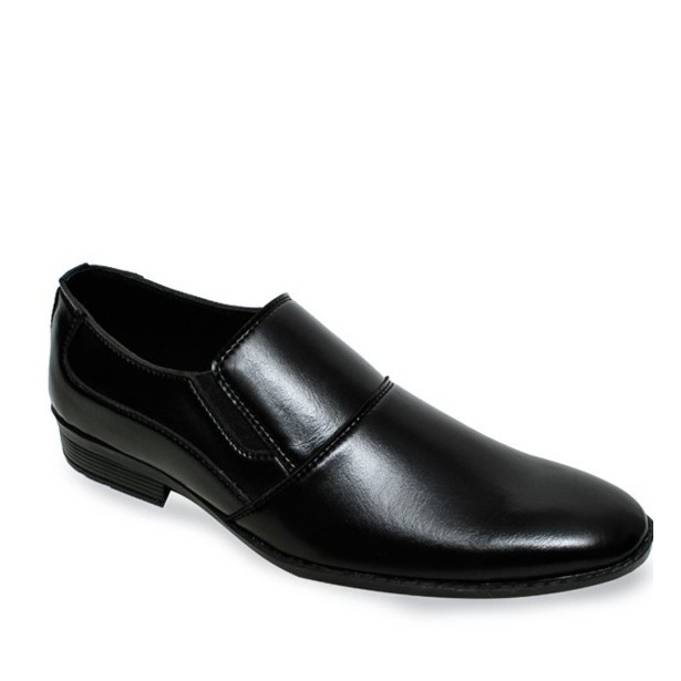 Cardinal Men s Formal Shoes Ferari - Hitam  c103737ced