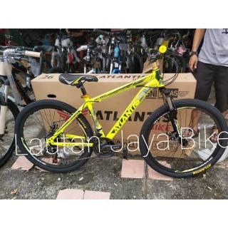 Sepeda 27.5 MTB Atlantis Sporty Rem Cakram 21 SPEED