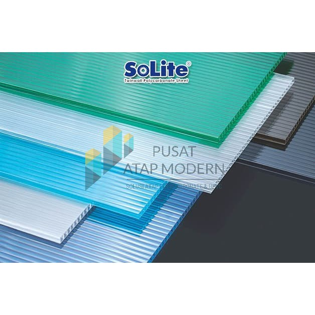 Solite 4mm Atap Polycarbonate Shopee Indonesia