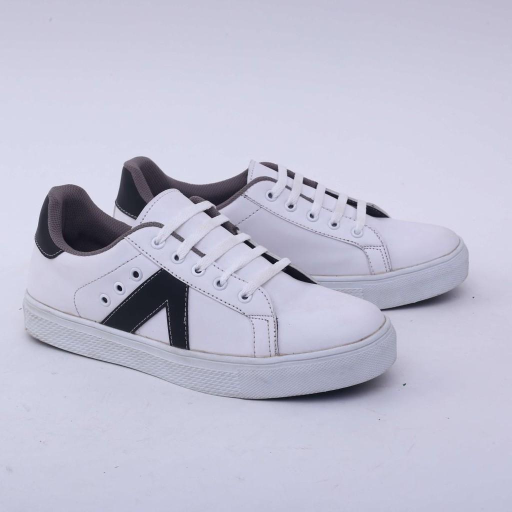 Sepatu Sneakers Pria Garsel Shoes Gl 1029 Shopee Indonesia Hrcn Basketball Sport Keren Original Ter 5373 5381 5383