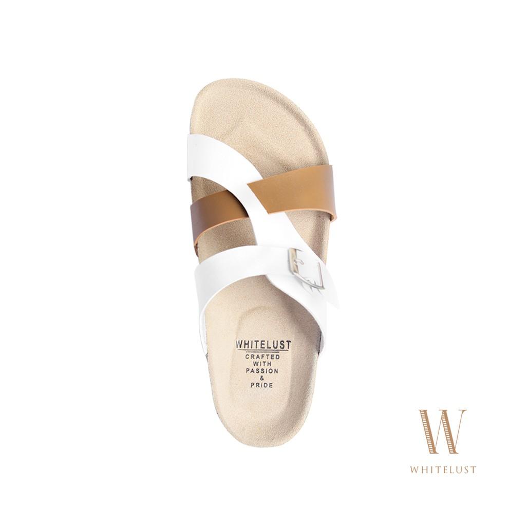 Whitelust Womens Sandal Brw Rusalka Shopee Indonesia Casual Hitam 40