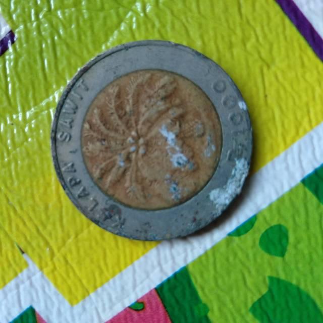 Uang Lama 1000 tahun 1996