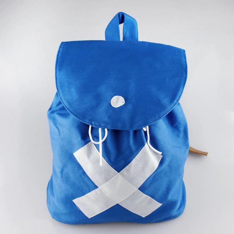 Anime One Piece Tony Chopper String Backpack Unsiex Casual Schoolbag