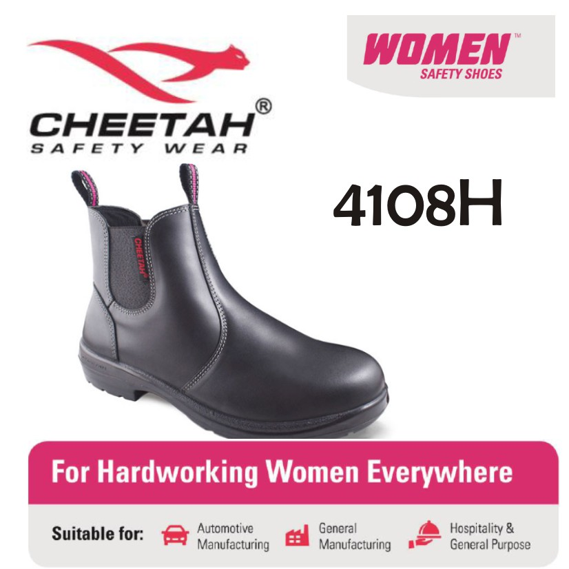 Sepatu Safety Wanita Cheetah 4108H Surabaya  5dd0c8dbb7