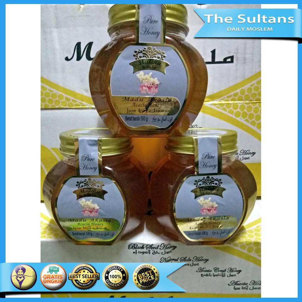 Madu Alshifa Acacia Honey 30gr Shopee Indonesia 500gr