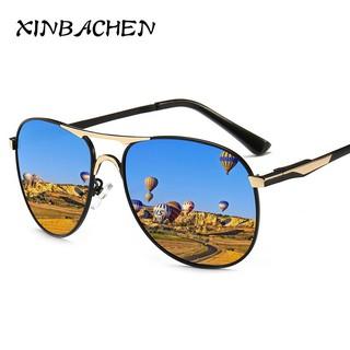 Kacamata hitam pria 8722 Kacamata hitam terpolarisasi Cermin mengemudi