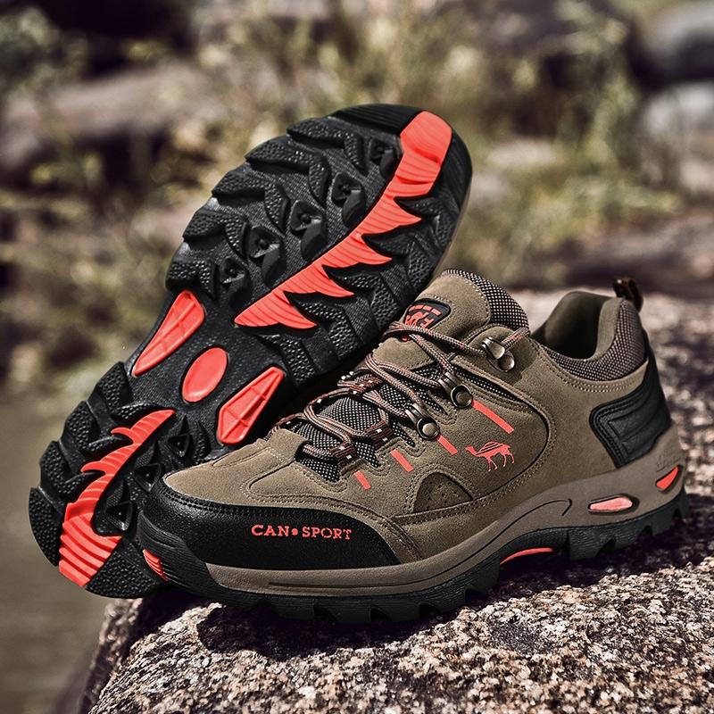 Sepatu Pria Sepatu Rendah Luar Sepatu Hiking Sepatu Hiking Pria